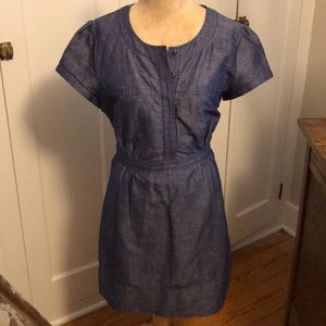 Linen/cotton Boden dress